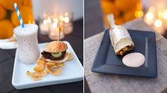 Bite Size Sloppy Joes and Shakes, Sweet Corn Tamale Poppers, Vinson Photography featured on PureJoyCatering.com