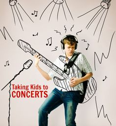 Guide to Taking Your Kids To Their First Real Concert | Alpha Mom