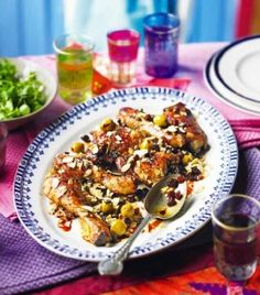 Maggie Beer's chicken with vino cotto