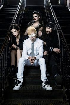 Win a pair of tickets to Mindless Self Indulgence, Chantal Claret & The Bunny The Bear Live in NYC