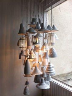 Gooidesign - melange grande hanglamp 449>349