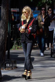 UK Celebrity Fashion & Style : Photo