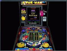 Baby Pac-Man Pinball, Because Hybrids are Eco-Friendly!