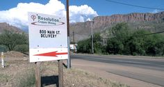Resolution mine official: Permitting process a barrier to business - The Resolution Copper Mine in Arizona would be operating by now in most countries, but is still years away from getting all the permits it needs to begin mining in the U.S., a company official testified Tuesday. Nigel Steward, managing director of copper and diamonds for Rio Tinto, the... - http://azbigmedia.com/ab/resolution-official-permitting-process-barrier-business