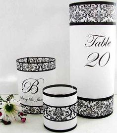 Black/Red Damask Wedding | Weddings, Planning, Style and Decor, Do It Yourself | Wedding Forums | WeddingWire