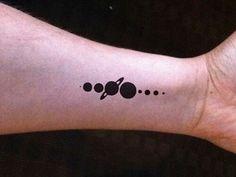 #tattoo #solarsystem #minimalist #seoeon