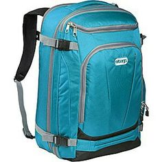 Backpack suitcase