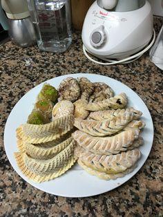 Dulces de Marruecos