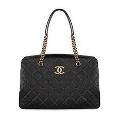 Chanel CC Crown Tote