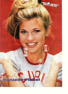 Danielle Fishel teen magazine pinup clipping Boy Meet's World Bubbles Bop Boy Meets World Shawn, Girl Meets World, Rider Strong, Teen Magazines, Danielle Fishel, Tiger Beat, Hairstyles 2016, Series Movies, Pink Aesthetic