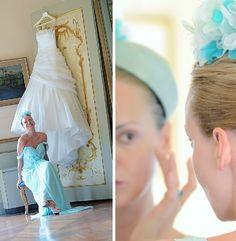 Abiti da sposa 2016 milano Novias ALTAMODAMILANO.IT Wedding in color Tiffany couture
