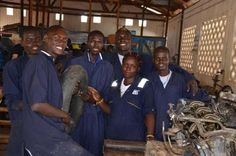 By Zebib Kavuma Zebib Kavuma is UN Women Kenya Country Director A lady mechanic student poses with male classmates during a practical session at the Lodwar Vocational Training Centre in Turkana County, Kenya. With empowerment, more women are making the decision to take up jobs and careers previously believed to be preserves of men. Photo Continue reading Women in the Changing World of Work: Planet 50-50 by 2030 The post Women in the Changing Worl