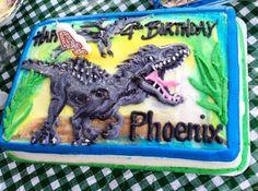 35 Best Jurassic World Cakes Images Jurassic World Cake