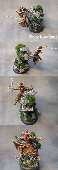 Malifaux - The Judge