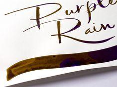 "Diamines ""Purple Rain"" Workshop, Purple Rain, Calligraphy, Amazing, Graz, Atelier, Lettering, Work Shop Garage, Calligraphy Art"