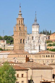 Catedral de Tarazona  Aragón  España