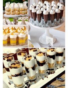"""Dessert station """