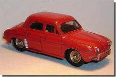 dinky toys - Bing Images renault dauphine