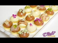Burfee Truffles by D'lish Cuisine BURFEE milk powder ½ cup almond powder 1 tsp cardamon powder Mix together Then Add: butter, grated Mix together t. Indian Dessert Recipes, Indian Sweets, Indian Recipes, Halal Recipes, Lemon Recipes, Fun Recipes, Bacalhau Recipes, Diwali Food, Eid Food