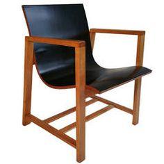 "Rare ""Kleinhans"" Chair c.1939 Charles Eames / Eero Saarinen"