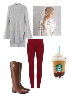 """""""Untitled #152"""" by austynh on Polyvore featuring Tory Burch"""