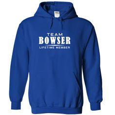 Team BOWSER, Lifetime member