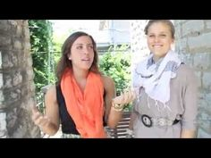 Style Your Scarf Episode 12: Summer Series Part One. For tips on how to wear your scarf in the summer!