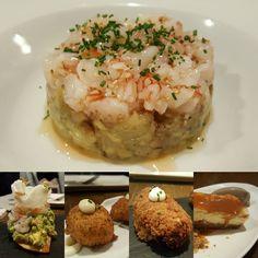 Cenita rica esta noche en @thebookrestaurant de @AlfonsoJLanzas