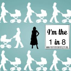 I am 1 in 8. It doesn't define me, however, it's a part of who I am. Deana was in this group due to complications from a bad surgery she had as a pre-teen. www.adealwithGodbook.com