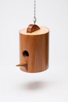Teardrop Birdhouse by Etsy seller KoolBird