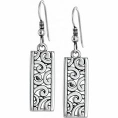 Deco Lace French Wire Earrings by Brighton  		                                                                     		Price: $27.00