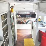 Ideas Repair Small Campers Classic Travel Trailer, If you're going to be residing in your camper fulltime, then you want to be certain that you track down an RV that's right for your lifestyle and your..., #campers #classic #ideas #repair #small #trailer #travel Decorating Your Rv, Interior Decorating, Interior Ideas, Large Bathrooms, Small Bathroom, Rv Living, Small Living, Slide In Camper, Travel Camper