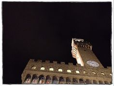 Florence  - palazzo vecchio