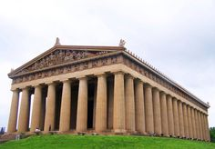 The Parthenon Profile