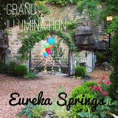 Grand Illumination in Eureka Springs