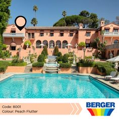 Give your house a fresh, updated look with Pink Flutter. This colour was strategically chosen by the home owner, which took into consideration the stylistic elements of their home. In choosing this colour, it complemented their roofing style, stone accents and other features of the home and as a result it made an immediate beautiful visual impact.  #BergerCaribbean #BergerPaintsCaribbean #BergerPaints #ExteriorPaintingInspiration #ColourInspiration #HomeDecor