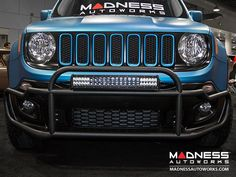 2015 Jeep Renegade - Jeep Renegade Front Bumper Bar by MADNESS - MADNESS Autoworks - Auto Parts and Accessories