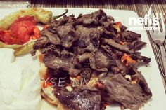 Turkish Kebab, Meat Recipes, Cooking Recipes, Turkish Kitchen, Iftar, Turkish Recipes, Bon Appetit, Food And Drink, Yummy Food