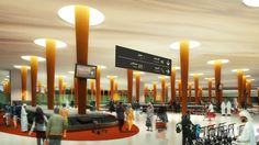 Signalétique Aéroport Kaia Jeddah 04 - artkas