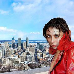 Magali Montréal  Copyrigth : Cirologie.com/Pinterest Montages, Collages