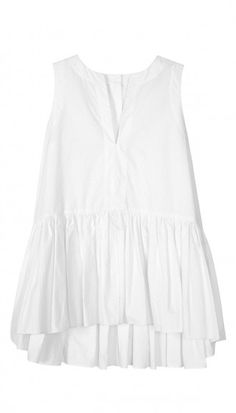 the perfect white top for Spring