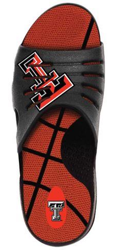 Texas Tech Red Raiders Basketball Slides