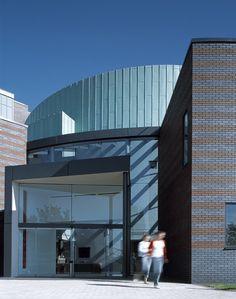 The Brindley Arts Centre, Runcorn :: Southstudio
