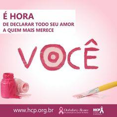Outubro Rosa - Peças da Campanha