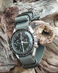 Omega Speedmaster Pro Just Hangin' Around #Omega #Speedmaster #NASA #Watches #Apollo #Moonwatch #Speedy #Classic #Fashion #Timeless - omegaforums.net