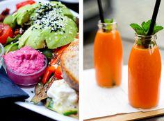 healthy cafe in Berlin - Roamers