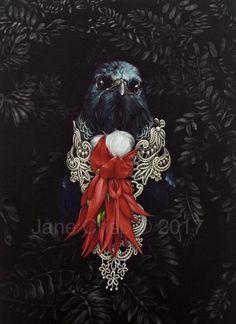 HE OF THE KAKABEAK TREE BY JANE CRISP