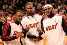 Miami Heat Get their 2013 Championship Rings!!! GO HEAT!