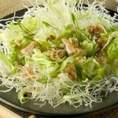 Million Dollar' Chinese Cabbage Salad | Salads | Pinterest | Chinese ...