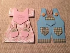 Easter Bib Overalls  Spring is that time when you go shopping to get new clothes for your kids. Shedding off all those sweat shirts and drabby colors. Time